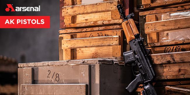 Arsenal - AK Pistols