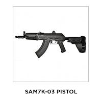SAM7K-03 Pistol