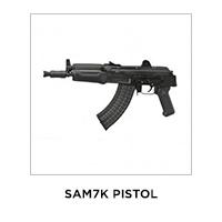SAM7KK Pistol