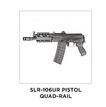 SLR-106UR Pistol Quad-Rail