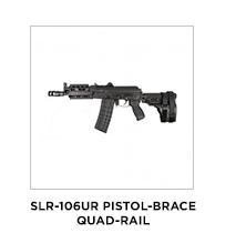 SLR-106UR Pistol-Brace Quad-Rail