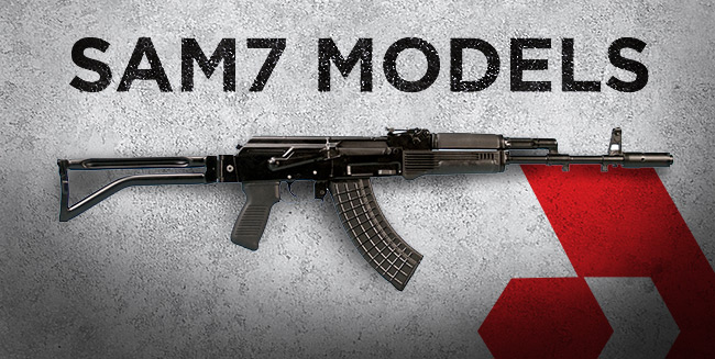 Arsenal - SAM7 Models