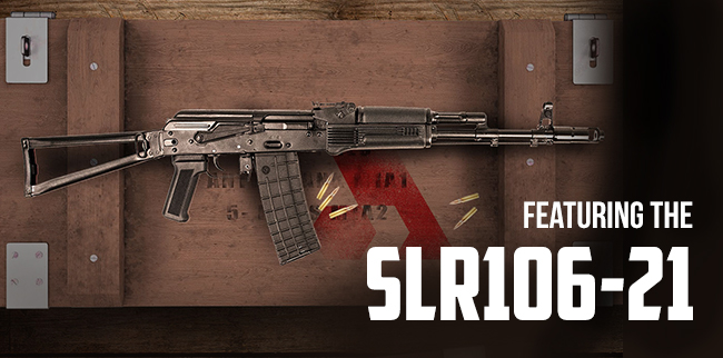 Featuring the SLR106-21