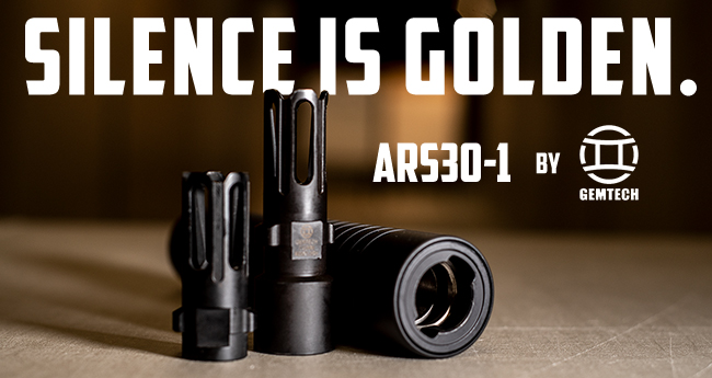 ARS30-1 by Gemtech for Arsenal Inc