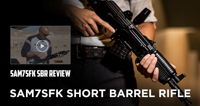 SAM7SFK SBR - Watch the Review